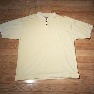 Tommy Bahama Shirts - Tommy Bahama Yellow Polo Shirt XL